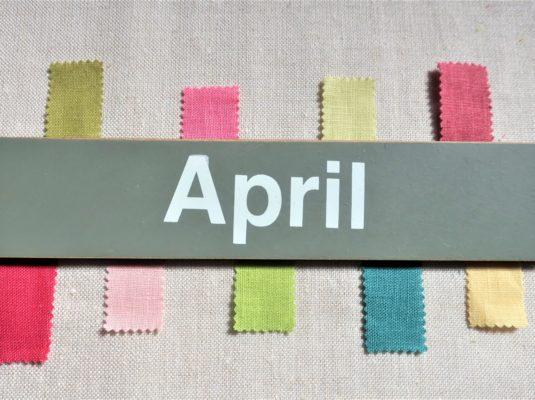4月お休み